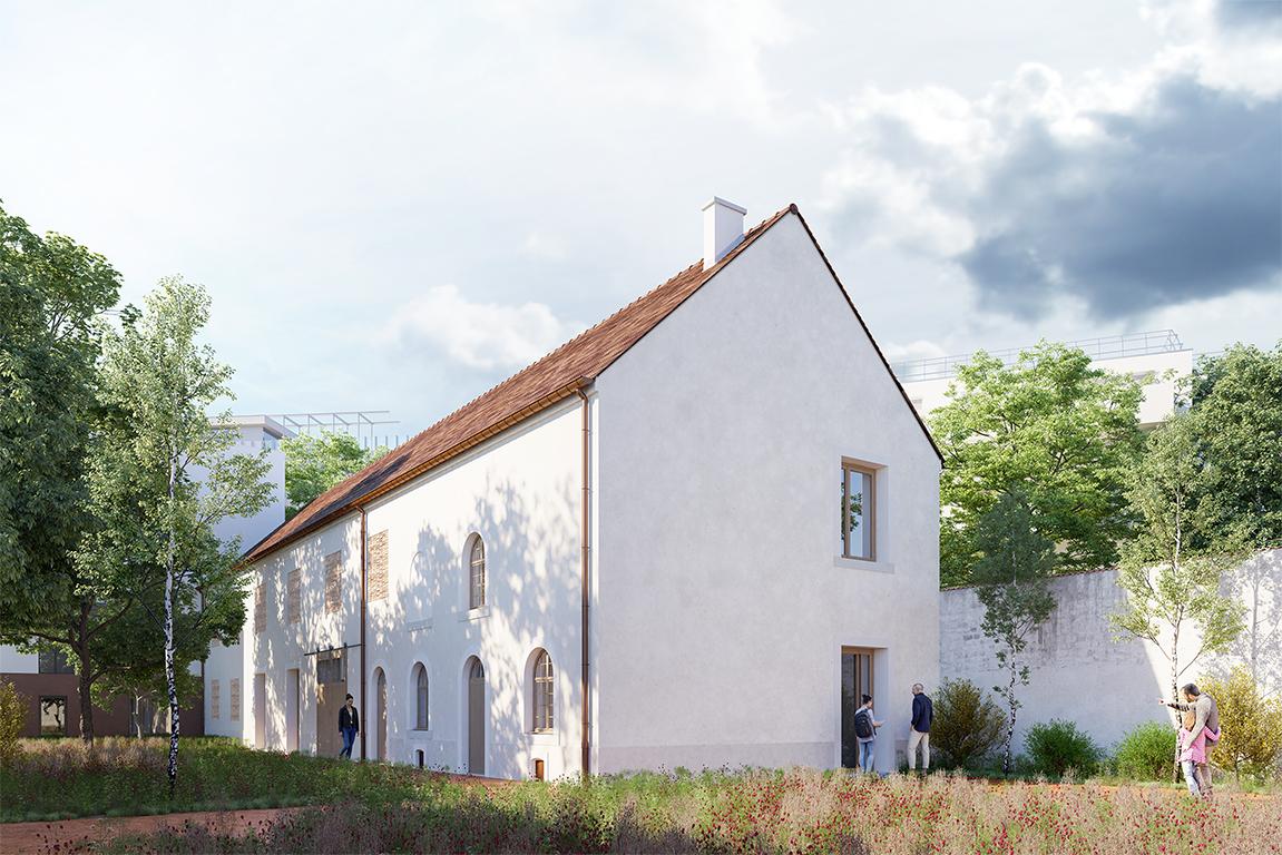 Projets d'architecture Grand Huit